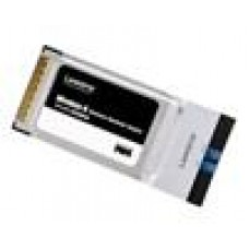 Linksys WIreless N PCMCIA Card WPC4400N  (LS)