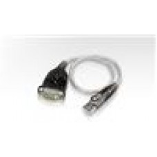 Aten USB to DB9Serial Convert 35cm Cable