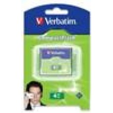 Verbatim 4GB Compact Flash In Blister Pack