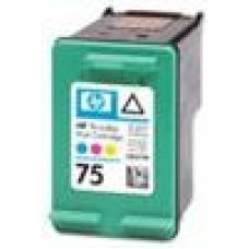 HP 75 TRICOLORINK CARTRIDGE