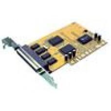 Sunix 4 Prt Serial PCI Card Includes optional Low Profile