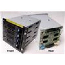 Chenbro 4 pt SAS/SATA Hotswap HDD encl with Backplane (LS)