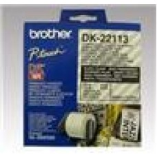 Brother Clear Continuous Film 62mm x 15.24m (SO)