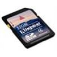(LS) Kingston 8GB SDClass 4 SDHC Card Class 4