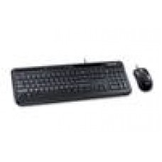 Microsoft Wired Desktop 600 K&M USB Black Mouse&KB Retail Pack