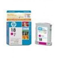 HP NO 18 Magenta Ink Cartridge
