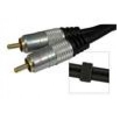 Cabac 5M RCA Audio Cable Stereo Audio Cable (LS)