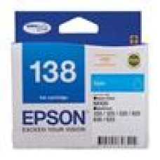 Epson 138 HighCap Cyan Ink Suit NX420,320,325,525,625,630