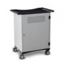 Gilkon 16 Bay Notebook Trolley with ATC Eco System