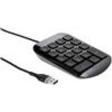 Targus Numeric Keypad Plug&Play,3FeetCord,19mmKeys