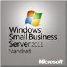 Microsoft Small Business Server (SBS Std) 2011 Std  5 User CALS OEM, 64BIT, SINGLE PACK