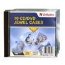 Verbatim CD/DVDJewel Case 10P 10PK