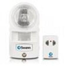 Swann PIR Motion Light Alarm 110db, 30m Range