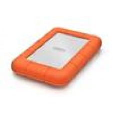 Lacie Rugged Mini 1TB USB3 Aluminium 2Years Wty