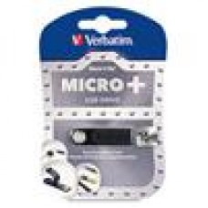 Verbatim 16GB Micro+ USB2.0 Bl Store N Go, Lifetime Warranty