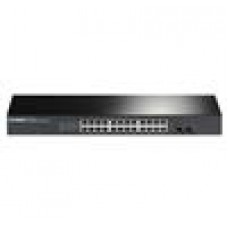 Edimax 24-Port Gigabit with 2 SFP Slots Rack-mount Switch