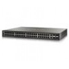 Cisco 52 Port Gbit PoE Switch Managed, Stackable, 2xSFP