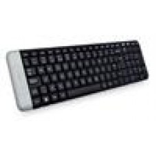 Logitech K230 Wireless Keyboard Ultra Compact Smal Design 2.4GHz Unifying Receiver 128-bit AES encryption 3 Yrs Warranty - 920-003357(LS)
