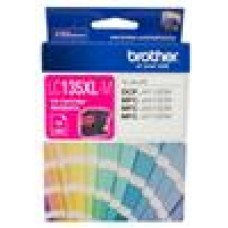 Brother LC-135XLM Megenta Ink Cartridge- MFC-J6520DW/J6720DW/J6920DW and DCP-J4110DW/MFC-J4410DW/J4510DW/J4710DW - up to 1200 pages