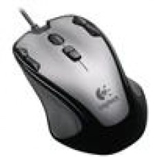 Logitech G300 Gaming mouse 9 Buttons,2500dpi,Ergonomic ( LS )