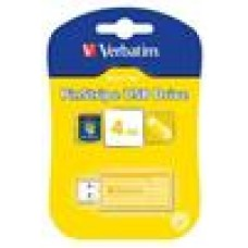 Verbatim 4GB USB2.0 Yellow