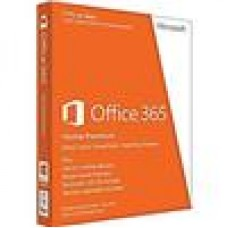 MS Office 365 Home Prem Sub 1Y Word/Exc/PPT/ON/Outl/Accs/Publ (LS)