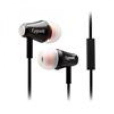 Cygnett Fusion2Headphones In-Ear Style with Mic - Black