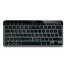 Logitech K810 Illuminated Keyboard Hand Proximity detection Auto-adjusting illumination Logitech Easy Switch Win8 - 920-004408