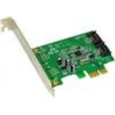 Condor Dual SATA Port Card PCIe 1x  Interface, 2 x SATA