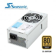 Seasonic TFX 300W,  80+ Gold APFC PSU, 3 Years Warranty, (LS)