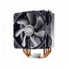 Coolermaster Hyper 212X Cooler Multi-Socket 2011-3,120CM, 9 - 36 dBA HSF CPU Cooler. AM4 BRACKET Required. PART# CFCM-AM4B-H212-S1