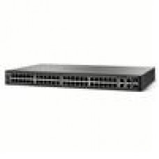 Cisco 48-port 10/100/1000 PoE + 4 combo Gigabit SFP L3 Managed Switch (740w)