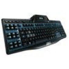 EOL - Logitech G510SGaming Keyboard USB/Gamepanel/Custom Backlit