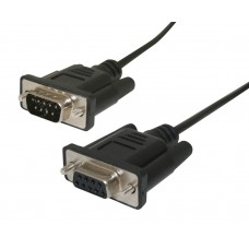 Cabac Serial Extension Cable - 5m Male to Female