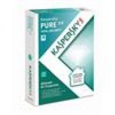 Kaspersky PURE3.0 1PC/2YR Ret Retail Box