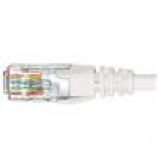 Cabac 5m CAT6 RJ45 LAN Ethernet Network White Patch Lead