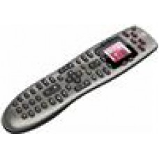 Logitech Harmony 650 Remote Universal Remote Control Colour smart display One-click activity buttons Replaces 8 remotes Intuitive design - 915-000173