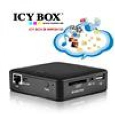 Icy Box Wifi 4In 1 Station Access Point/Flash/Powerbank