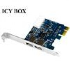 Icy Box 2 PortUSB3 PCIE Card Win7/5000Mbit/s tranfer rate