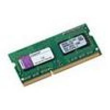 Kingston 4GB (1x4GB) DDR3L SODIMM 1600MHz 1.35V / 1.5V Dual Voltage ValueRAM Single Stick Notebook Memory ~KVR16S11S8/4