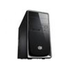 (LS) Coolermaster RC344,Silver,NP 1x USB3.0+USB2.0,mATX, Black&S