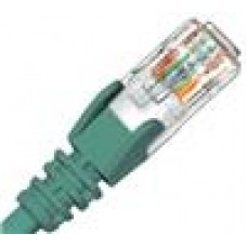 Connectland 0.5M Cat6 Green Green Patch Lead RJ45