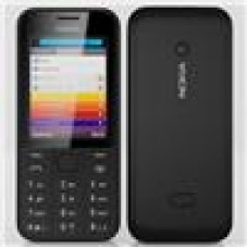 Telstra Nokia 208 Prepaid 1.3MP Cam, 3G, MP3,MicroSDSlot