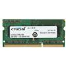 Crucial 2GB (1x2GB) DDR3 1333 for MAC SODIMM 1.35/1.5V