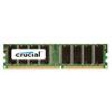 (LS) Crucial 1GB DDR-400 LDIMM For Desktop 2.6V CL3