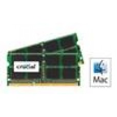 (LS) Crucial 16GB DDR3 1600 for MAC 2x 8GB SODIMM KIT 1.35