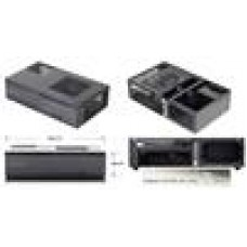 Silverstone ML05B HTPC Case USB3.0,  Black, MINI-ITX M/B (LS)