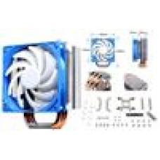 (LS) Silverstone AR01 12cm Cooler 3 Heatpipe, Skylake Compatible 2011, 1150, AM2/3 and FM1/2