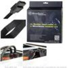(LS) Silverstone Short PSU Cable Flat, for Silverstone  PSU