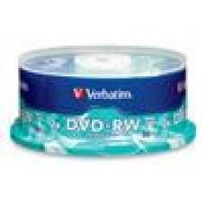 Verbatim DVD-RW2X 30 Pack 4.7GB, 120 Minutes Storage